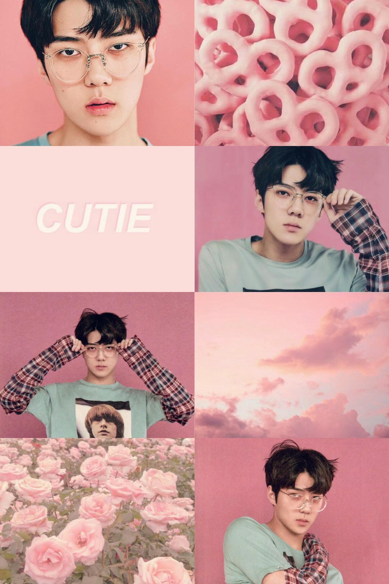 #sehun #exo #kpop #wallpaper - Walpaper Sehun Exo , HD Wallpaper & Backgrounds