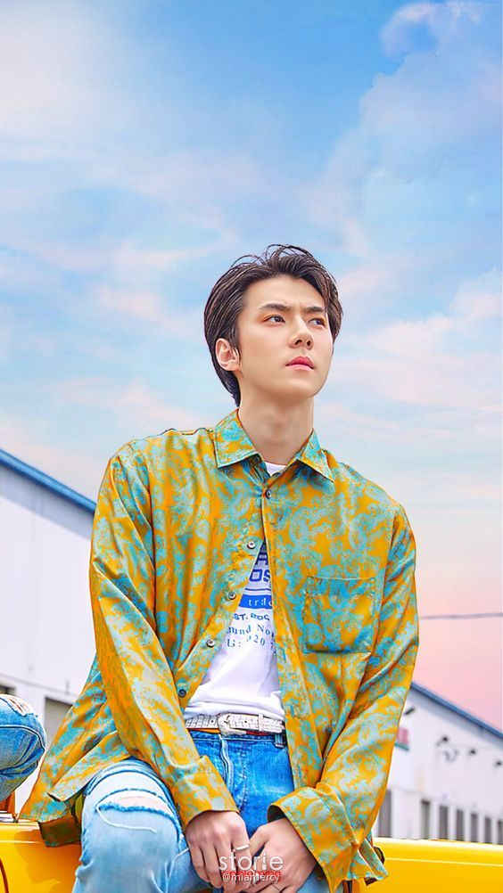 Exo Sehun What A Life 3209235 Hd Wallpaper Backgrounds Download