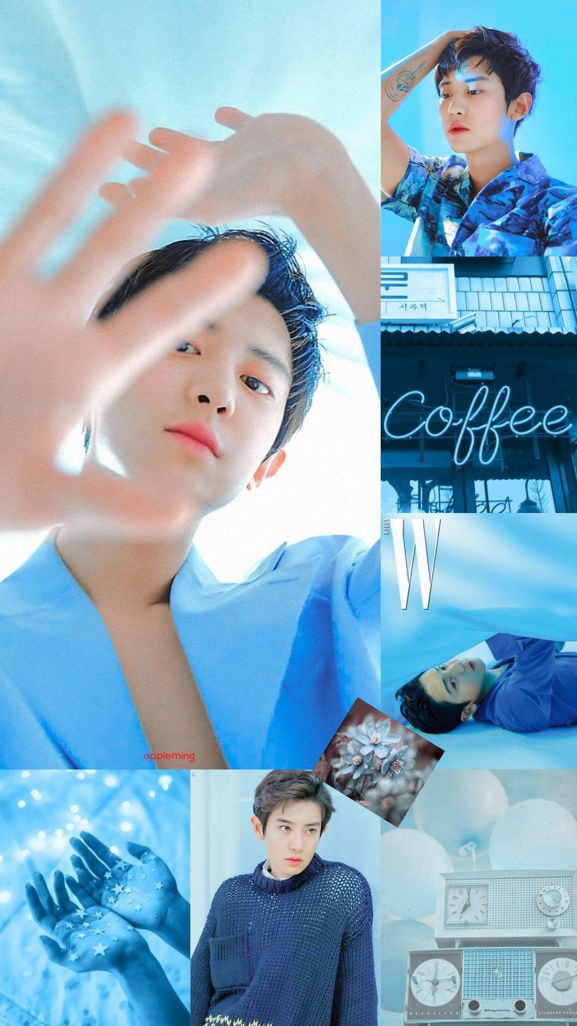 Chanyeol Aqua De Parma , HD Wallpaper & Backgrounds