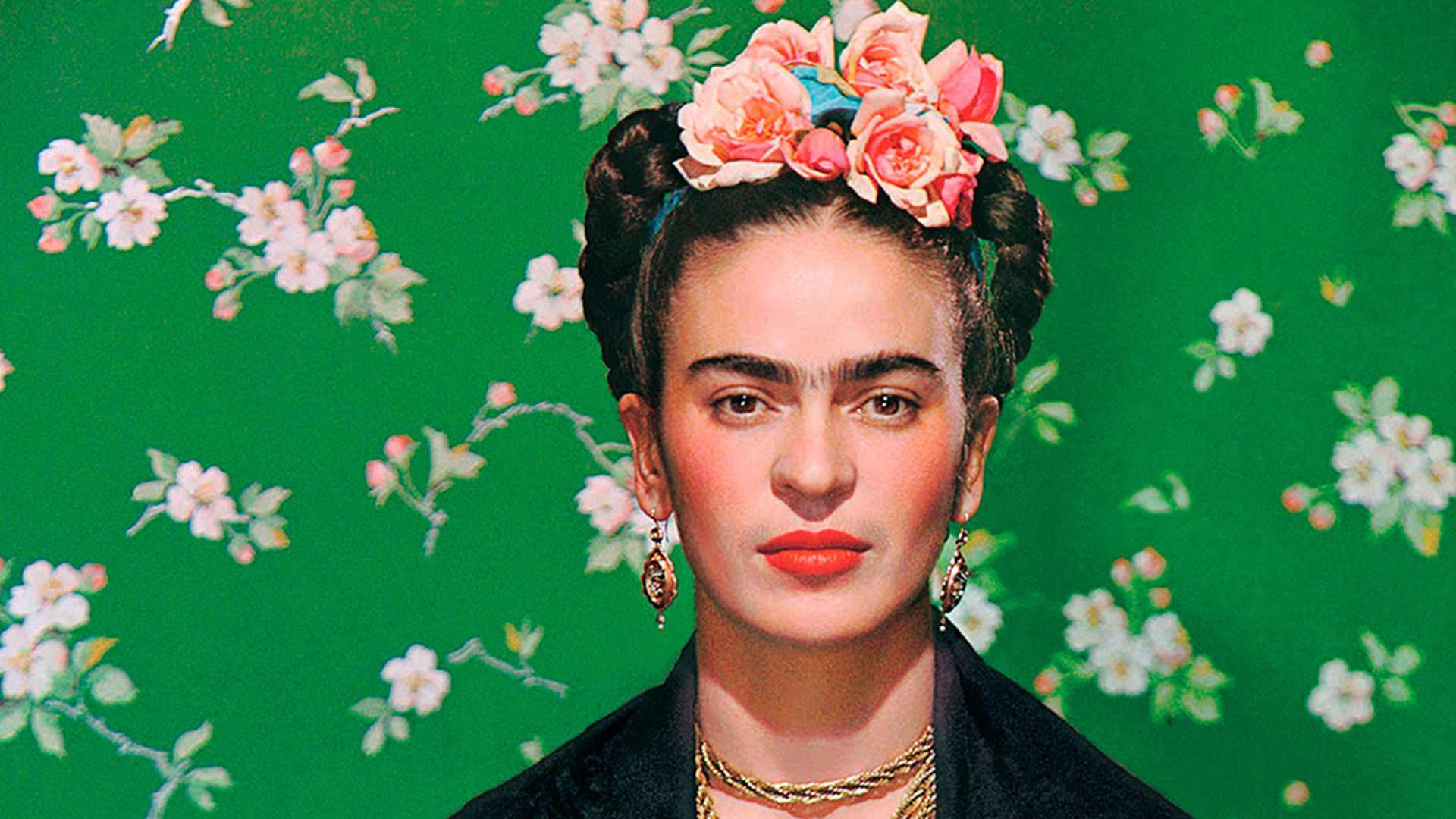 Frida Kahlo Naciã³ Un 6 De Julio De 1907 En La Ciudad - Frida Kahlo Desktop Background , HD Wallpaper & Backgrounds