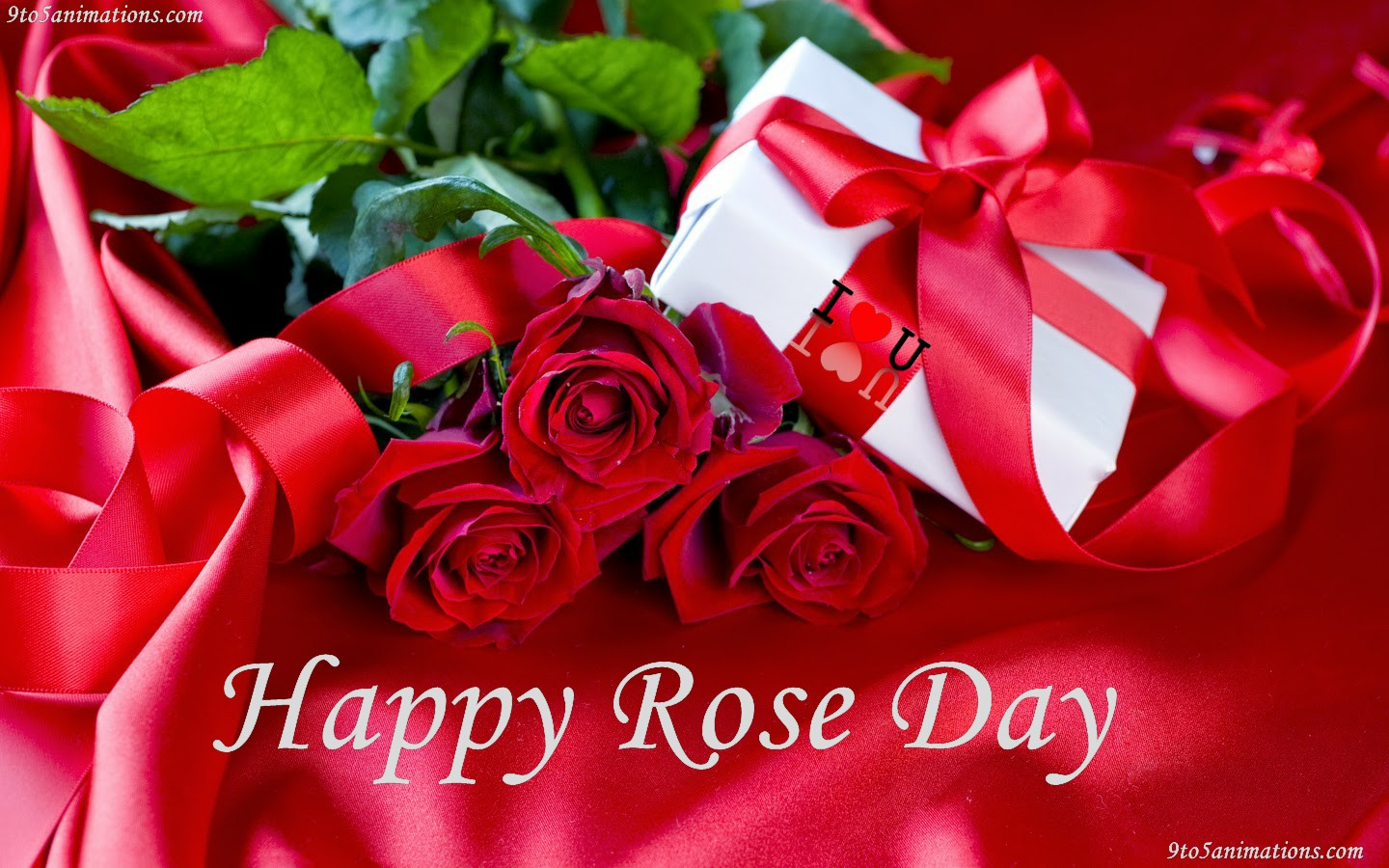Happy Rose Day Wishes Wallpaper - Happy Birthday To You Gifts With Flower , HD Wallpaper & Backgrounds
