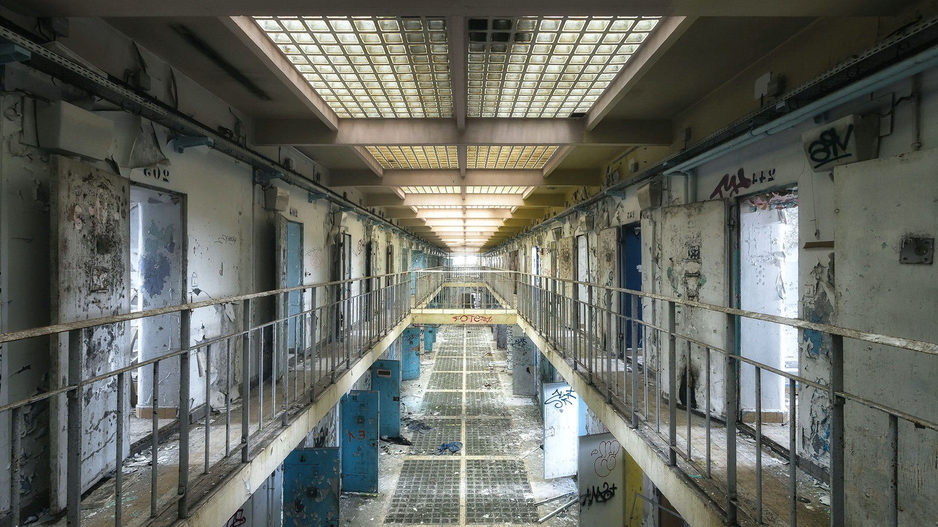 Decor, Beautiful, Prison, Nice, Interior, Camera - Aisle , HD Wallpaper & Backgrounds