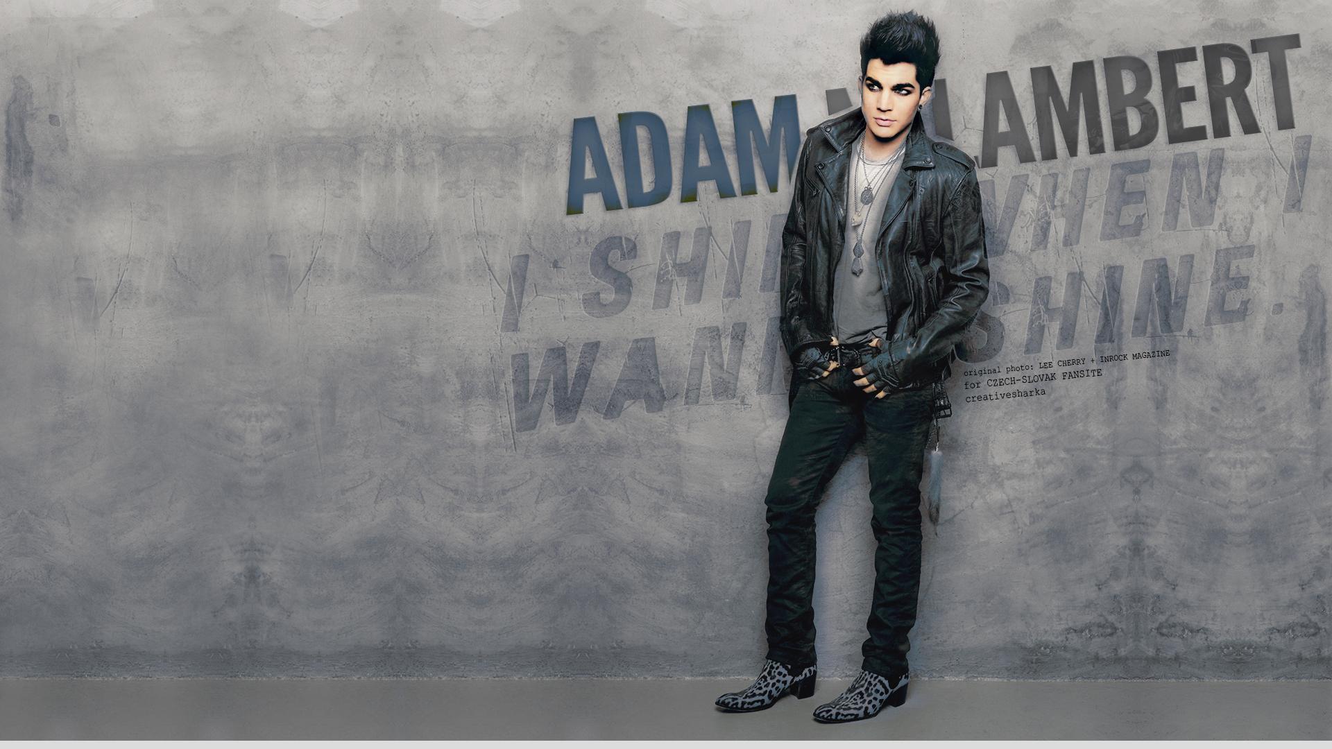 Adam Lambert - Adam Lambert Wallpaper Hd , HD Wallpaper & Backgrounds