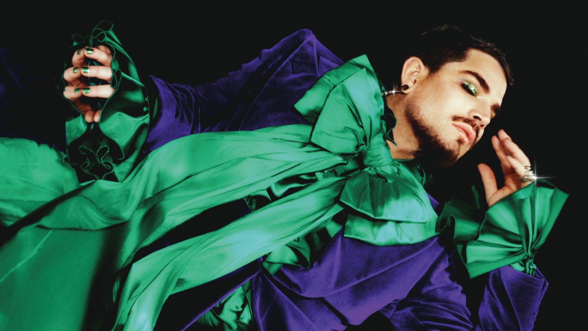 Adam Lambert Velvet Tour , HD Wallpaper & Backgrounds