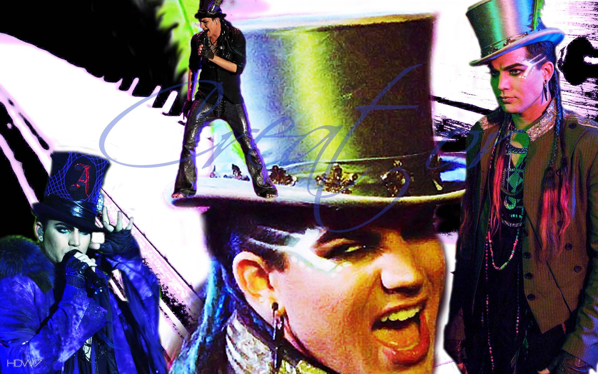 Adam Lambert New Wallpaper - Adam Lambert If I Had , HD Wallpaper & Backgrounds