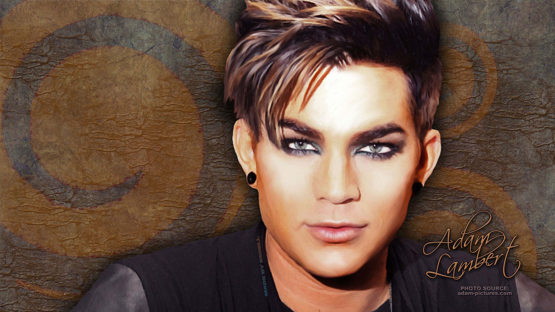 Adam Lambert Wallpapers Essell , HD Wallpaper & Backgrounds