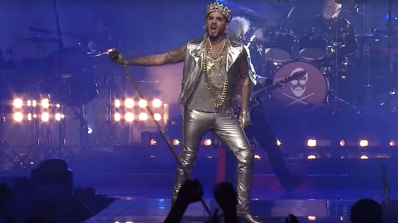 Queen & Adam Lambert , HD Wallpaper & Backgrounds