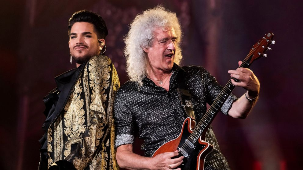 Queen Adam Lambert You Are The Champions , HD Wallpaper & Backgrounds