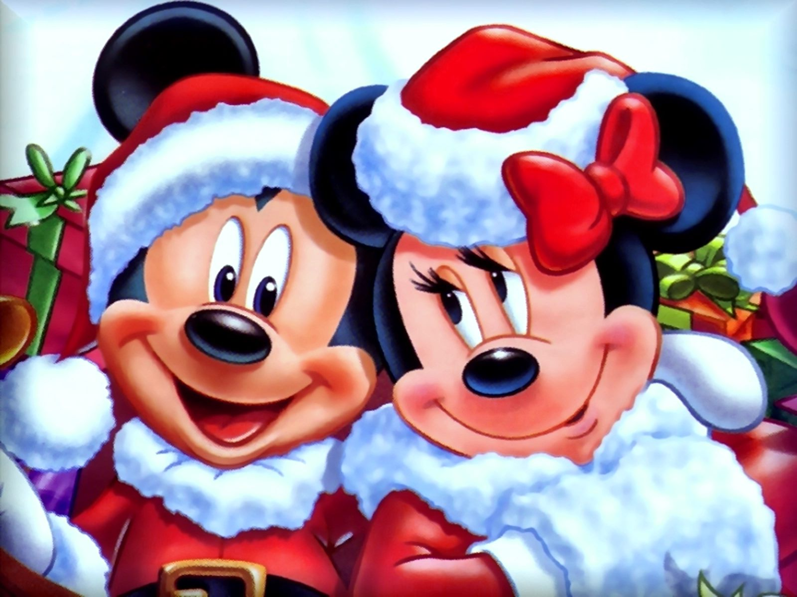 323 3234476 mickey minnie mouse christmas pics hd wallpaper mickey