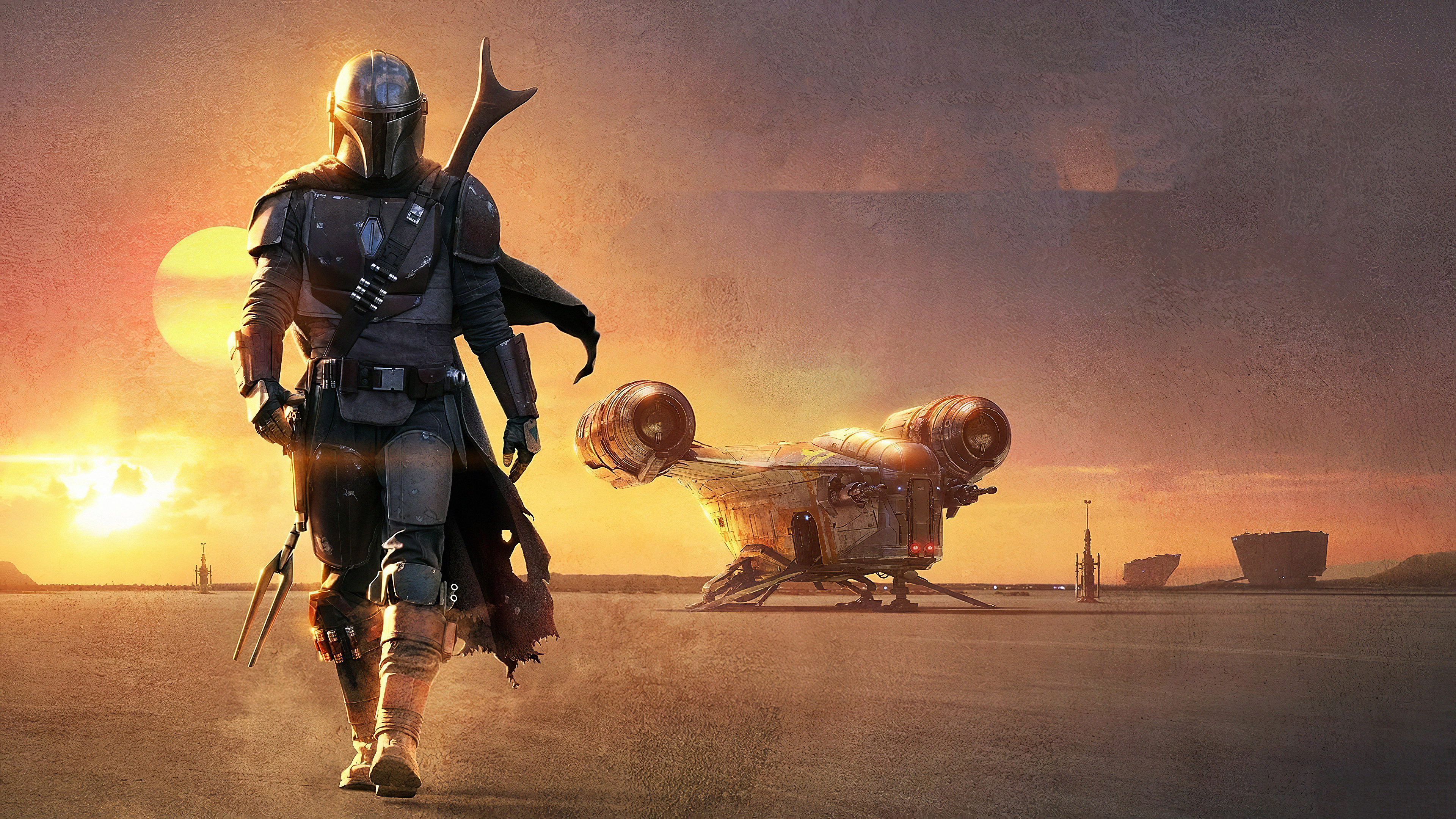 Star Wars The Mandalorian 3235162 Hd Wallpaper Backgrounds Download