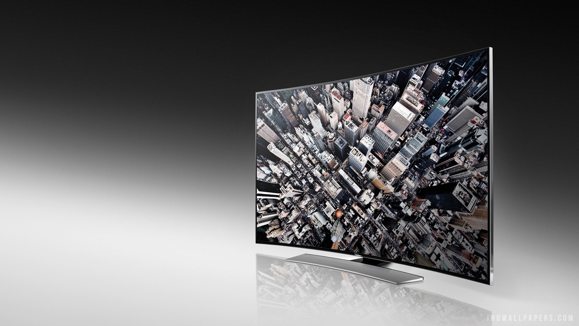 Samsung Uhd Curved Tv 2014 , HD Wallpaper & Backgrounds