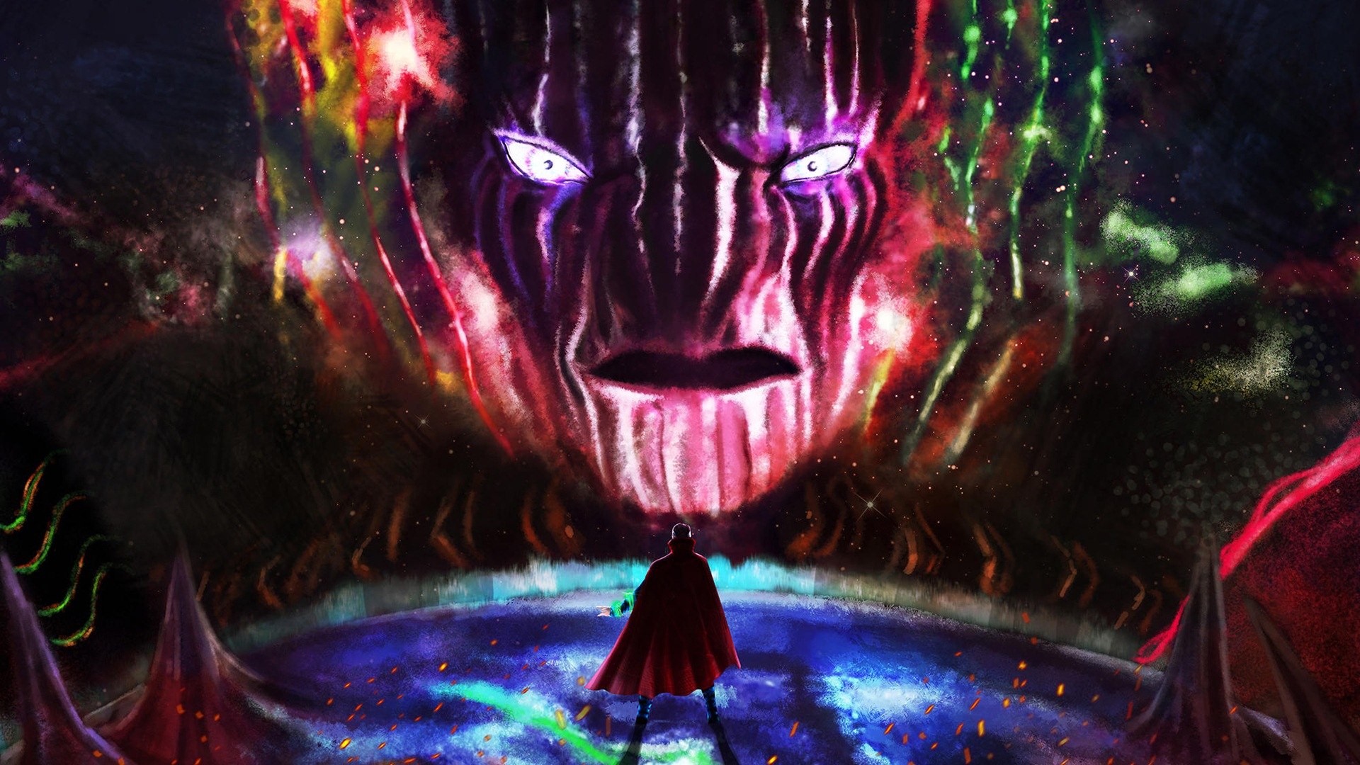 Doctor Strange Desktop Wallpaper - Doctor Strange Hd Wallpaper For Pc , HD Wallpaper & Backgrounds