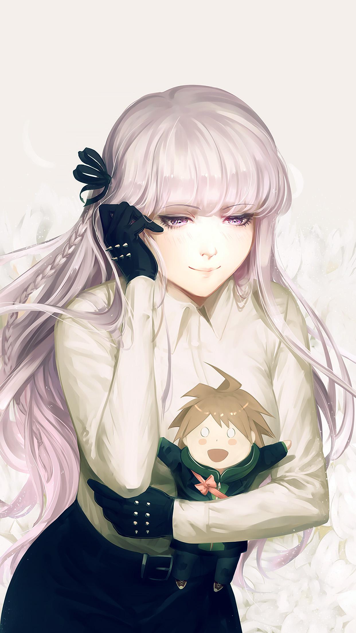Anime Girl Art , HD Wallpaper & Backgrounds