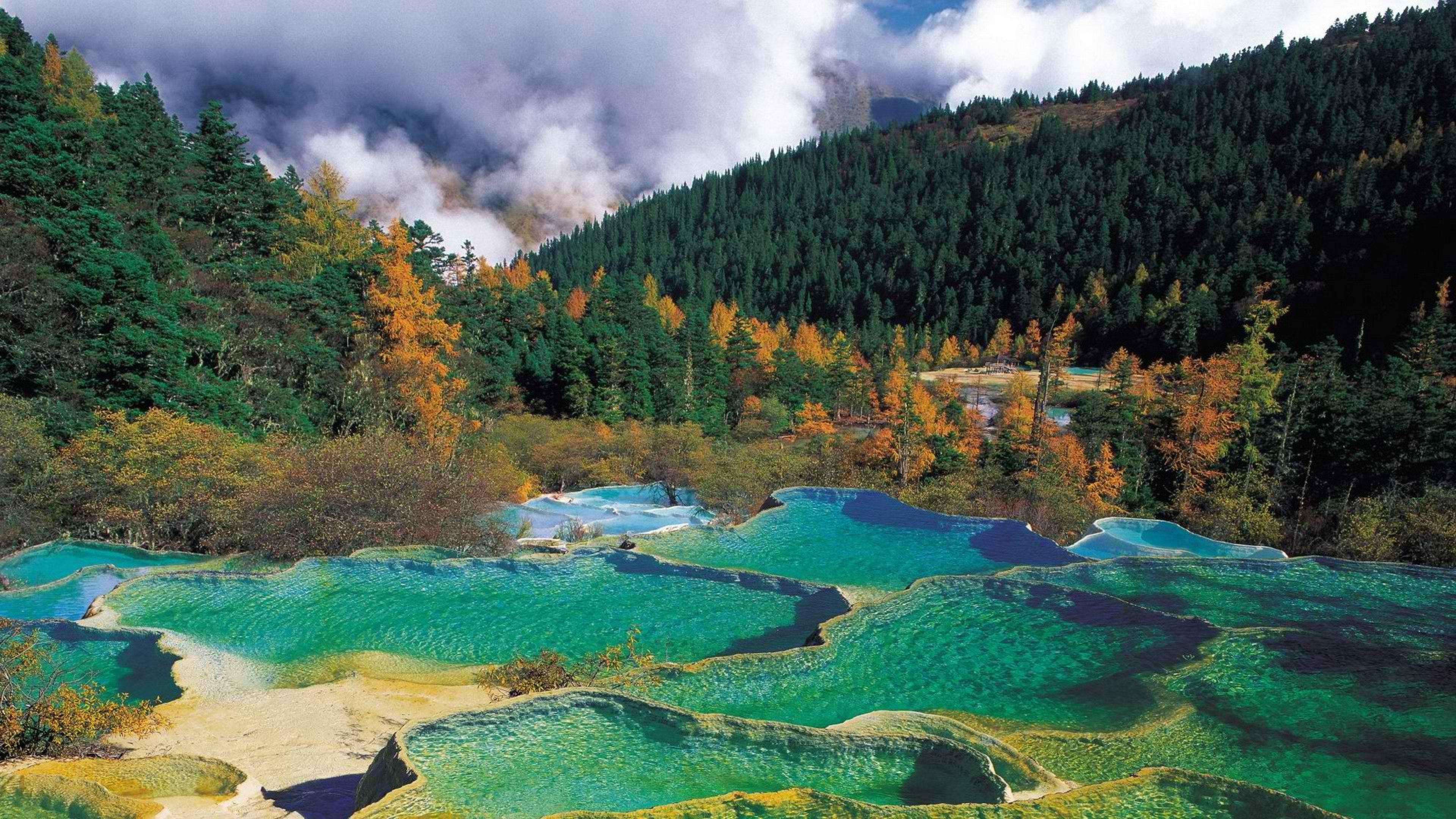 Most Beautiful Nature China , HD Wallpaper & Backgrounds