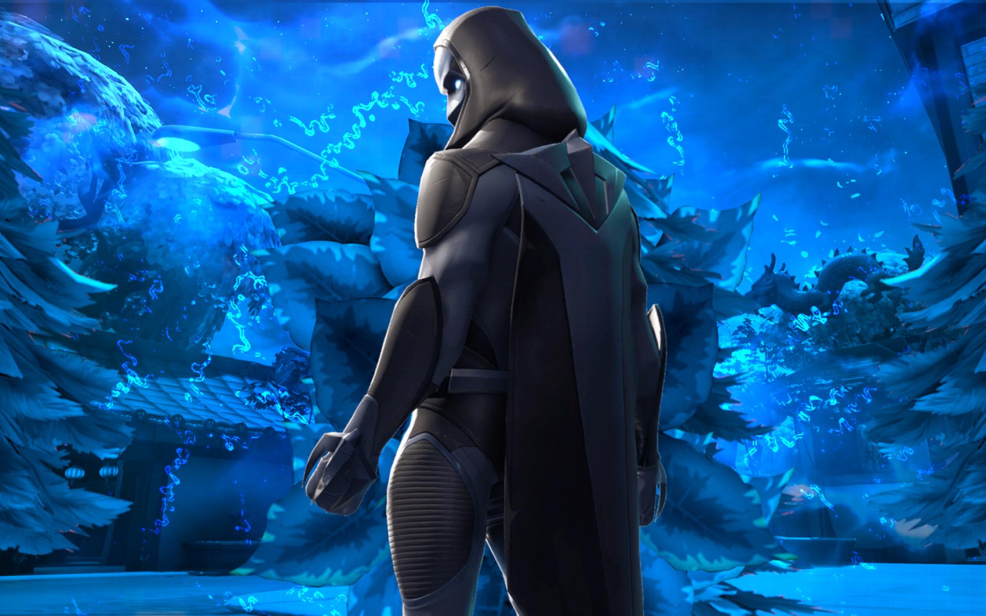 Omen, Fortnite Battle Royale, 2018 Games, Fortnite, - Fortnite Wallpaper 4k Omen , HD Wallpaper & Backgrounds