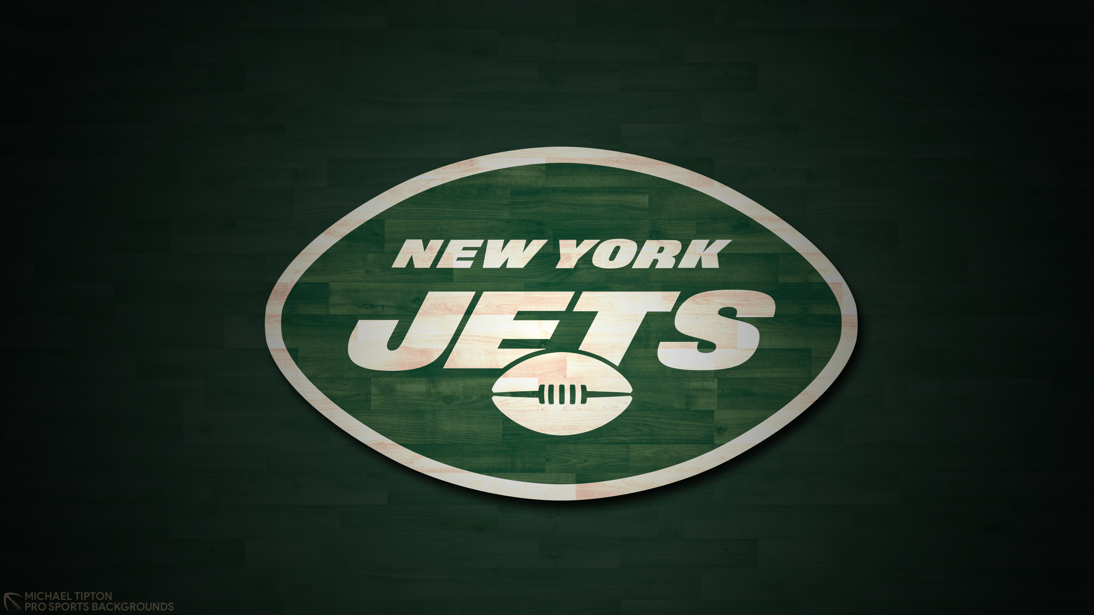 Logos And Uniforms Of The New York Jets , HD Wallpaper & Backgrounds