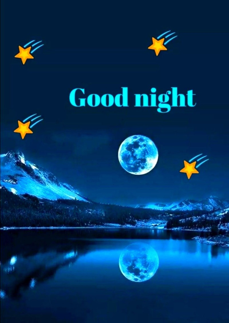 Friend Thought Good Night , HD Wallpaper & Backgrounds
