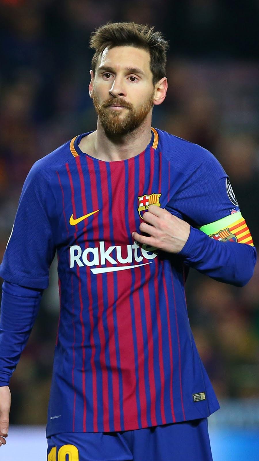 Lionel Messi Mobile Wallpaper - Messi L , HD Wallpaper & Backgrounds