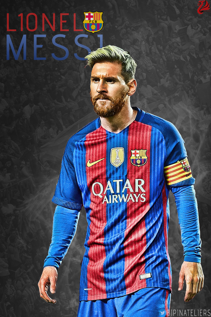 Full Hd Lionel Messi , HD Wallpaper & Backgrounds