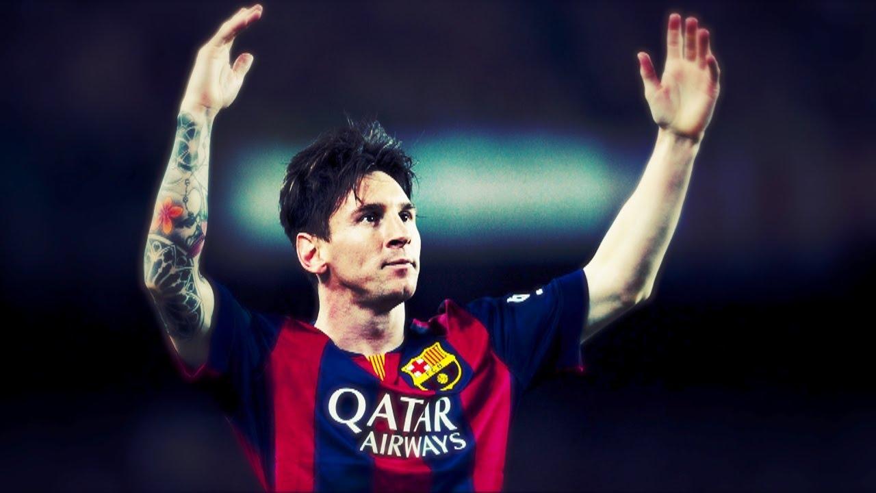 Messi Copa Del Rey Final Vs Athletic Bilbao , HD Wallpaper & Backgrounds