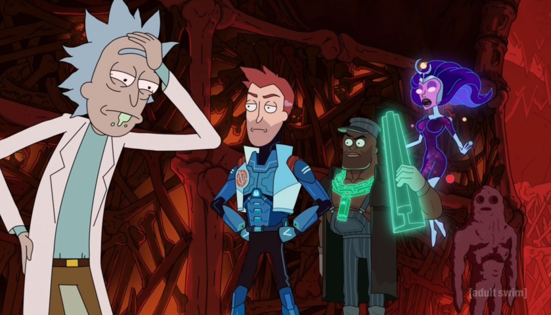 Rick And Morty 1080p Desktop Backgrounds Hd With Image - Rick And Morty Heroes , HD Wallpaper & Backgrounds
