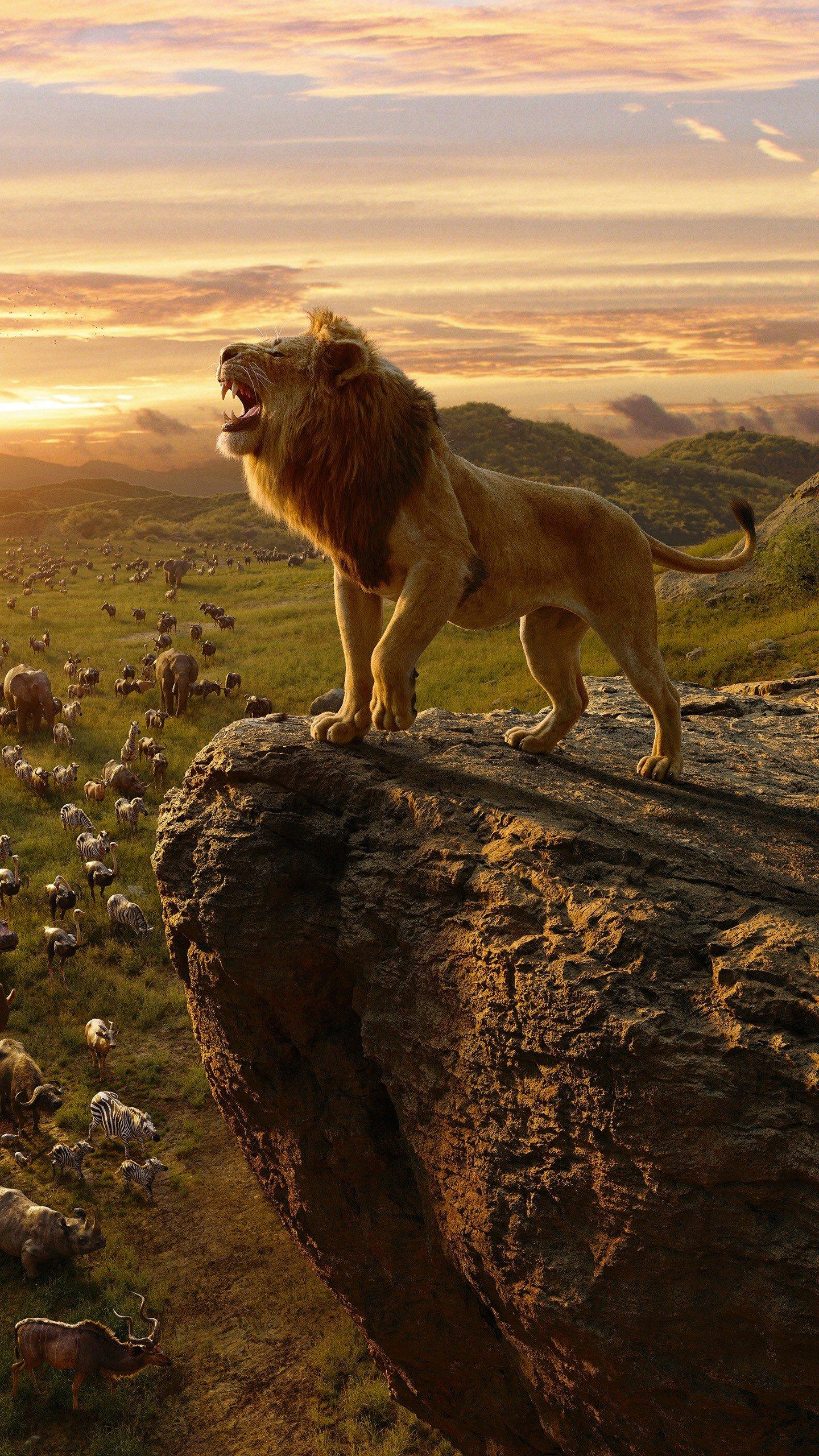 Lion Wallpaper Iphone , HD Wallpaper & Backgrounds