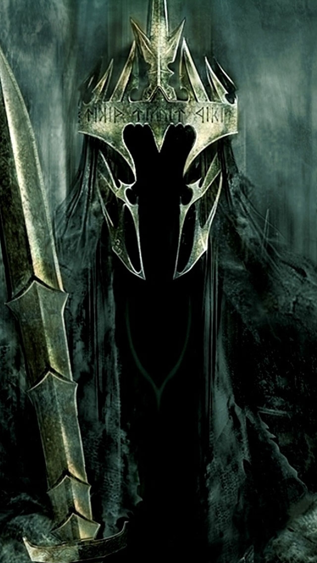 Lord Of The Rings Witch King Wallpaper Iphone Wallpapers - Lord Of The Rings Online: Shadows , HD Wallpaper & Backgrounds