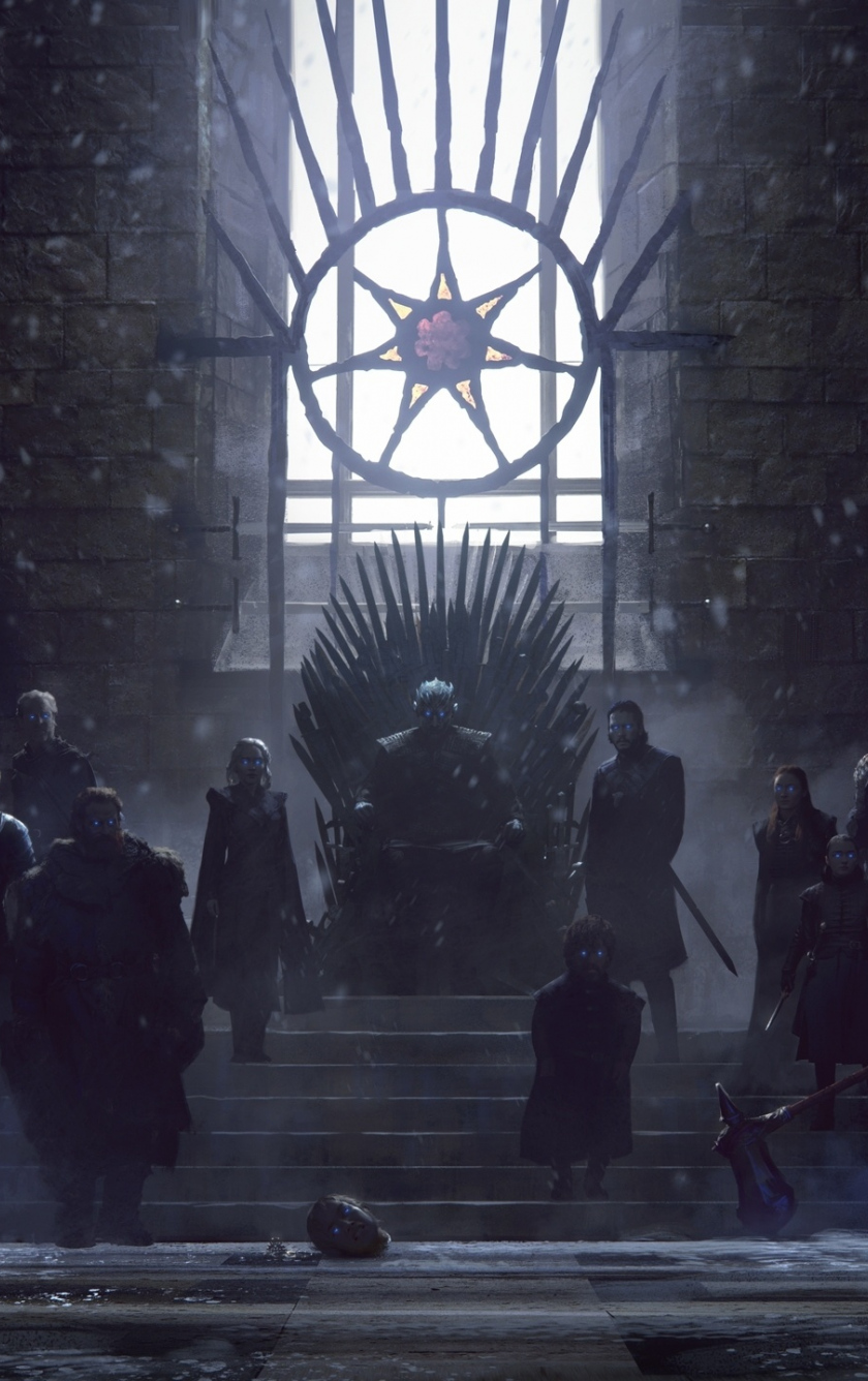 Game Of Thrones Night King Wins , HD Wallpaper & Backgrounds