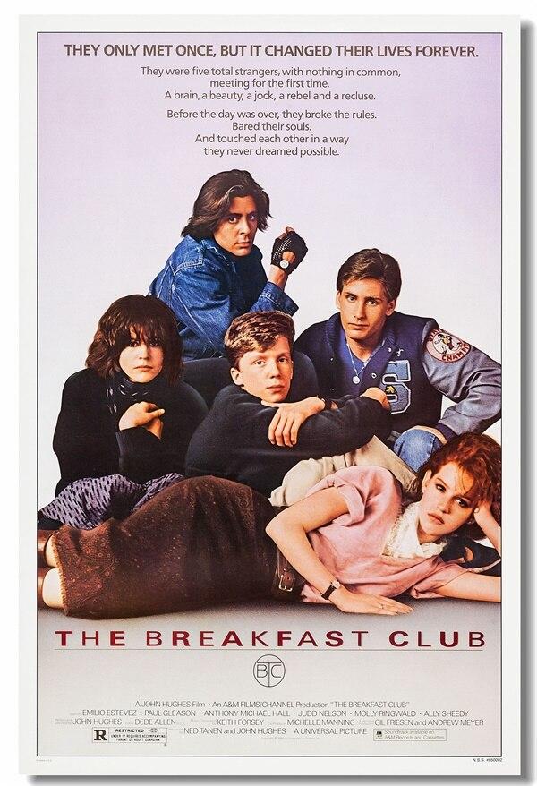 Breakfast Club Movie Poster , HD Wallpaper & Backgrounds
