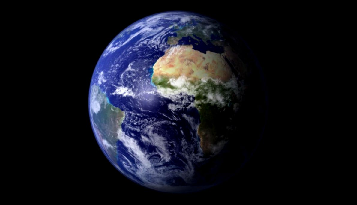 Earth Live Wallpaper Free Google Play Store Revenue - Animated Gif Earth Rotation , HD Wallpaper & Backgrounds