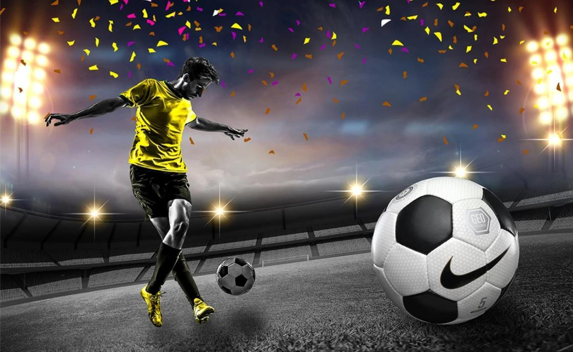 Football Wallpaper For Bedrooms - Background Football , HD Wallpaper & Backgrounds