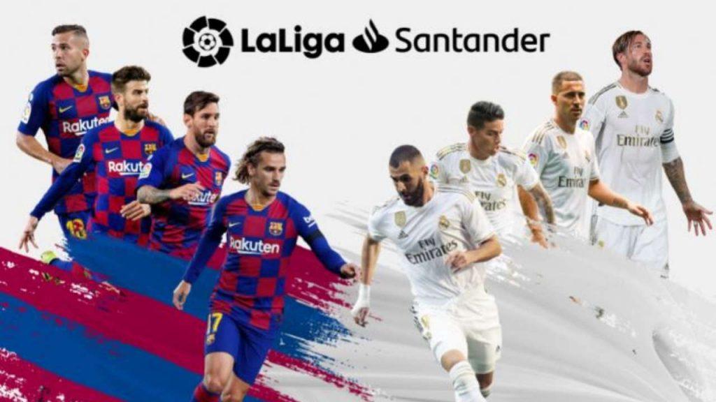 Barcelona Vs Real Madrid 2019 , HD Wallpaper & Backgrounds