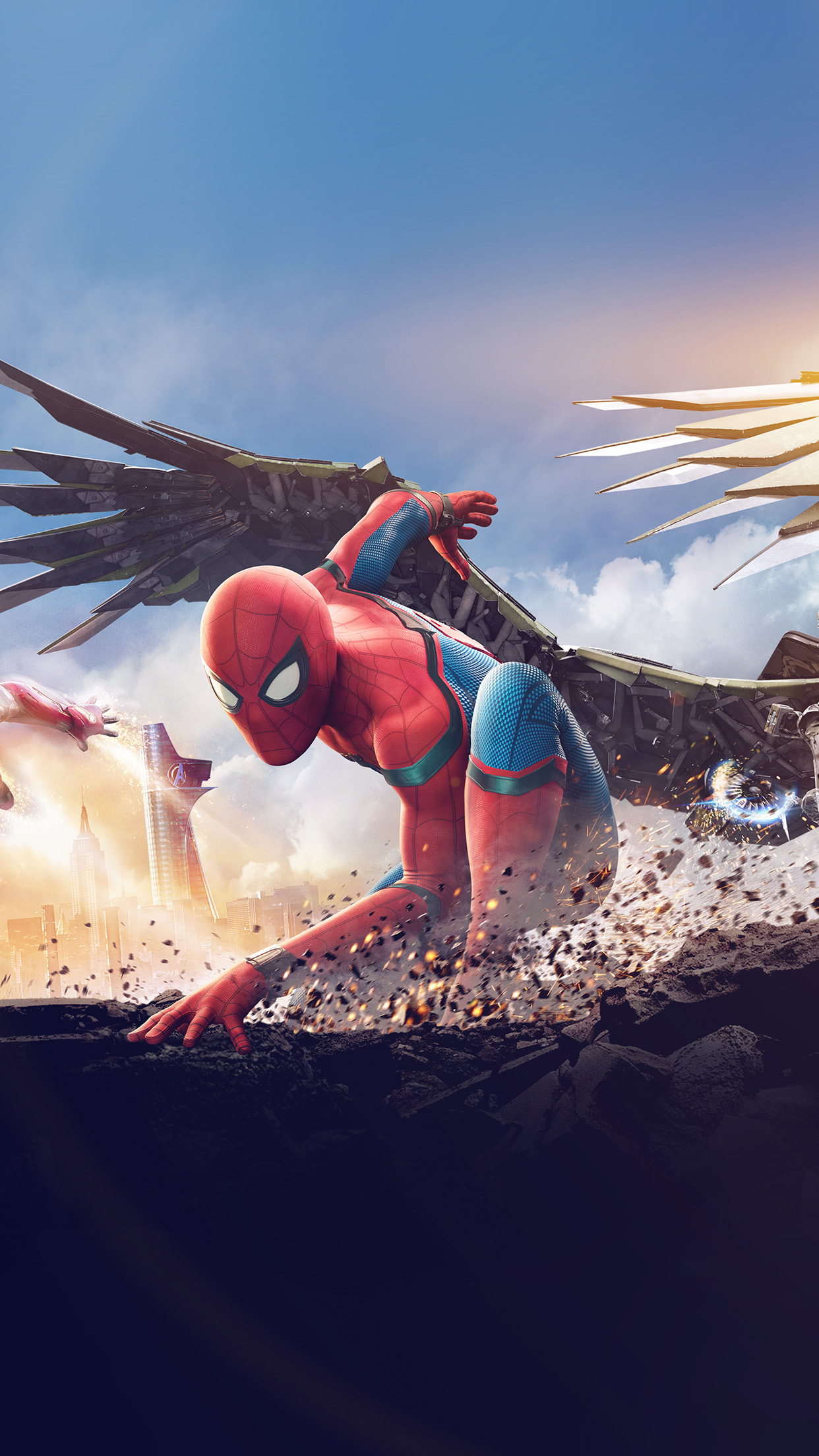Marvel Iphone X Wallpaper Hd , HD Wallpaper & Backgrounds