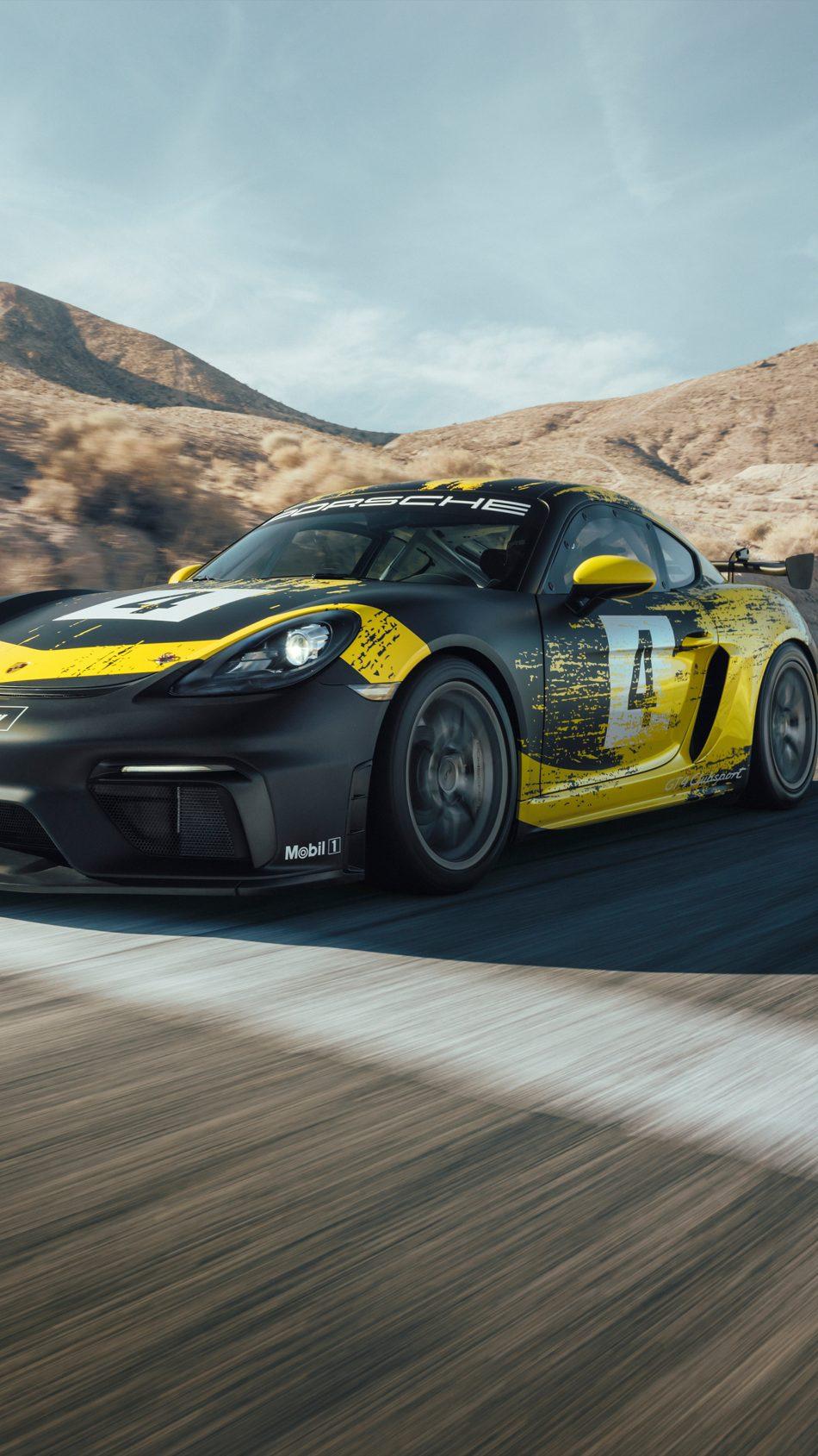 Porsche 718 Cayman Gt4 Clubsport 4k Ultra Hd Mobile Porsche 718 Cayman Gt4 Clubsport Mr 3264825 Hd Wallpaper Backgrounds Download