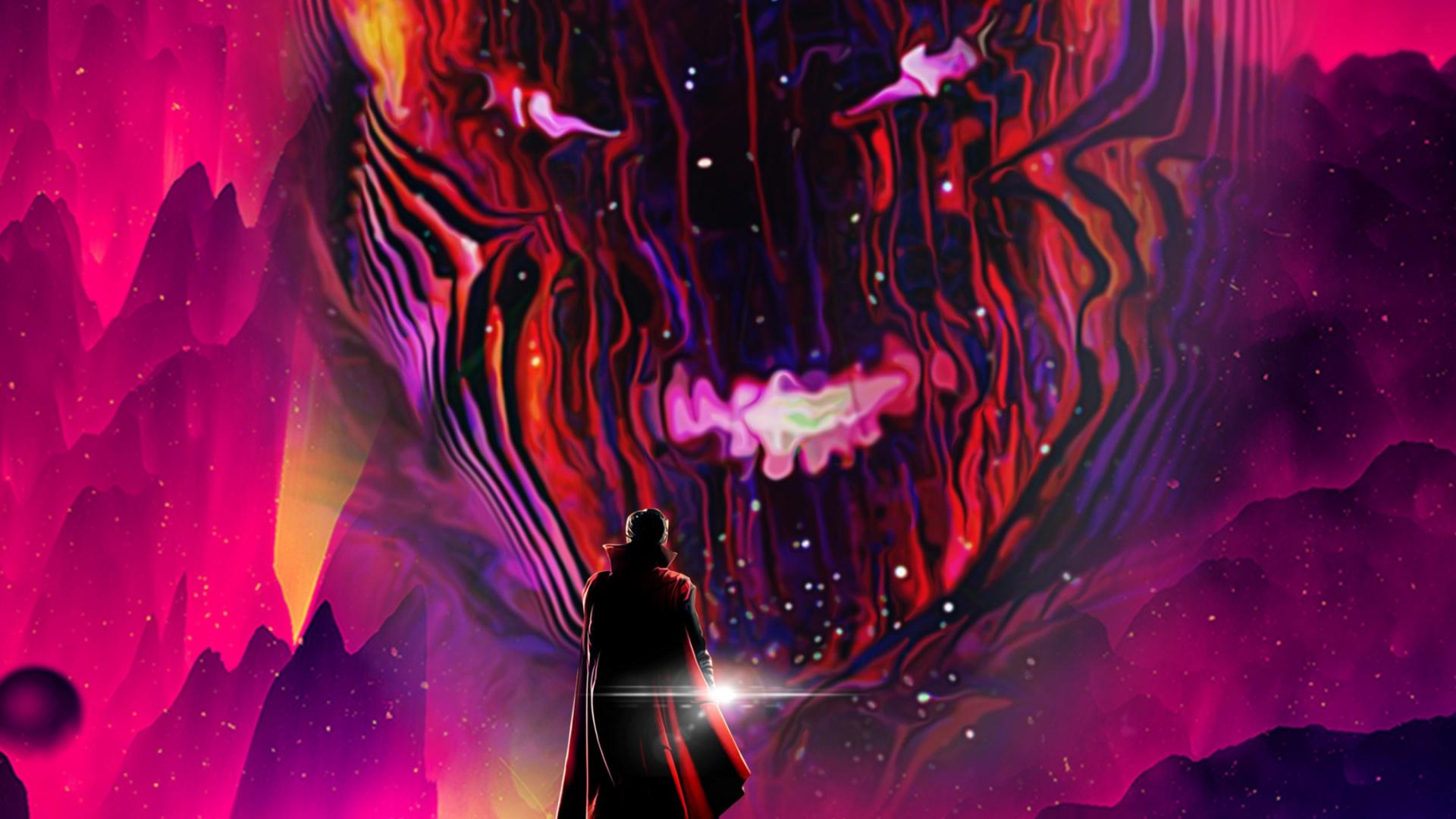 Doctor Strange Fan Art , HD Wallpaper & Backgrounds