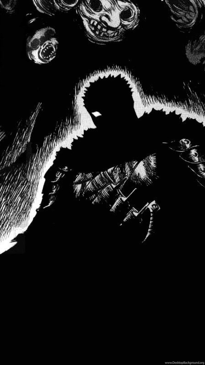 Dark Anime Wallpapers Hd Wi23 - Berserk Dark , HD Wallpaper & Backgrounds