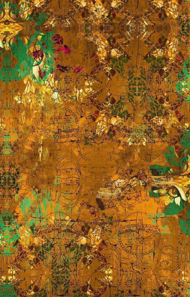 Gold Orange Brown Wallpaper Uk , HD Wallpaper & Backgrounds