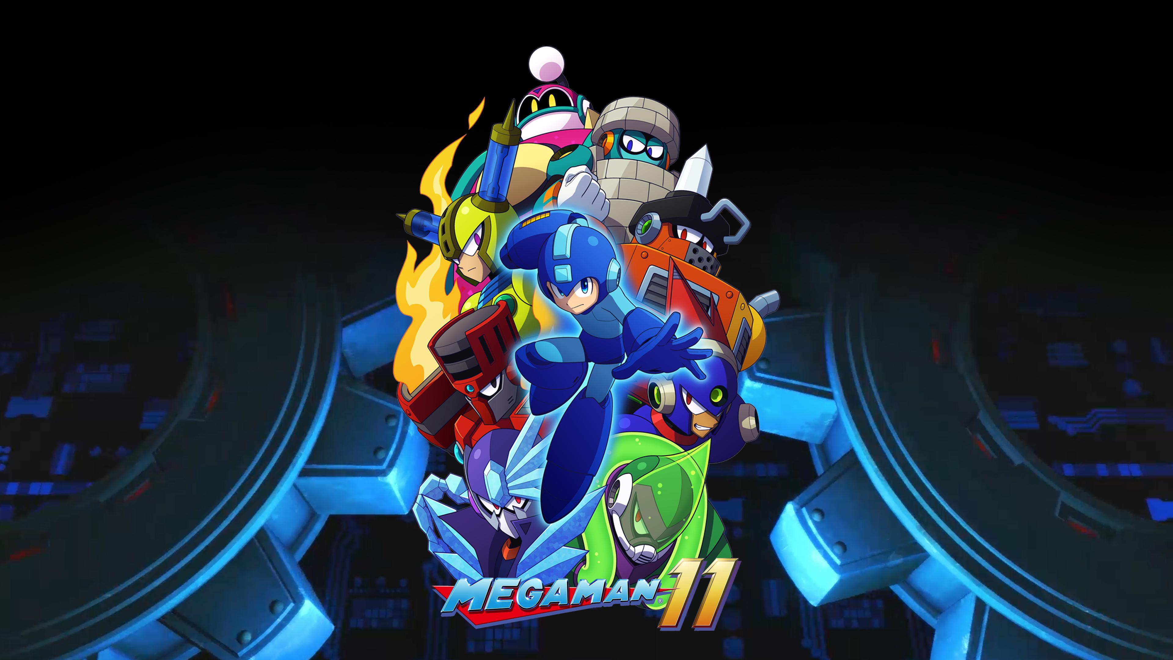 Megaman Smash Bros Wallpaper