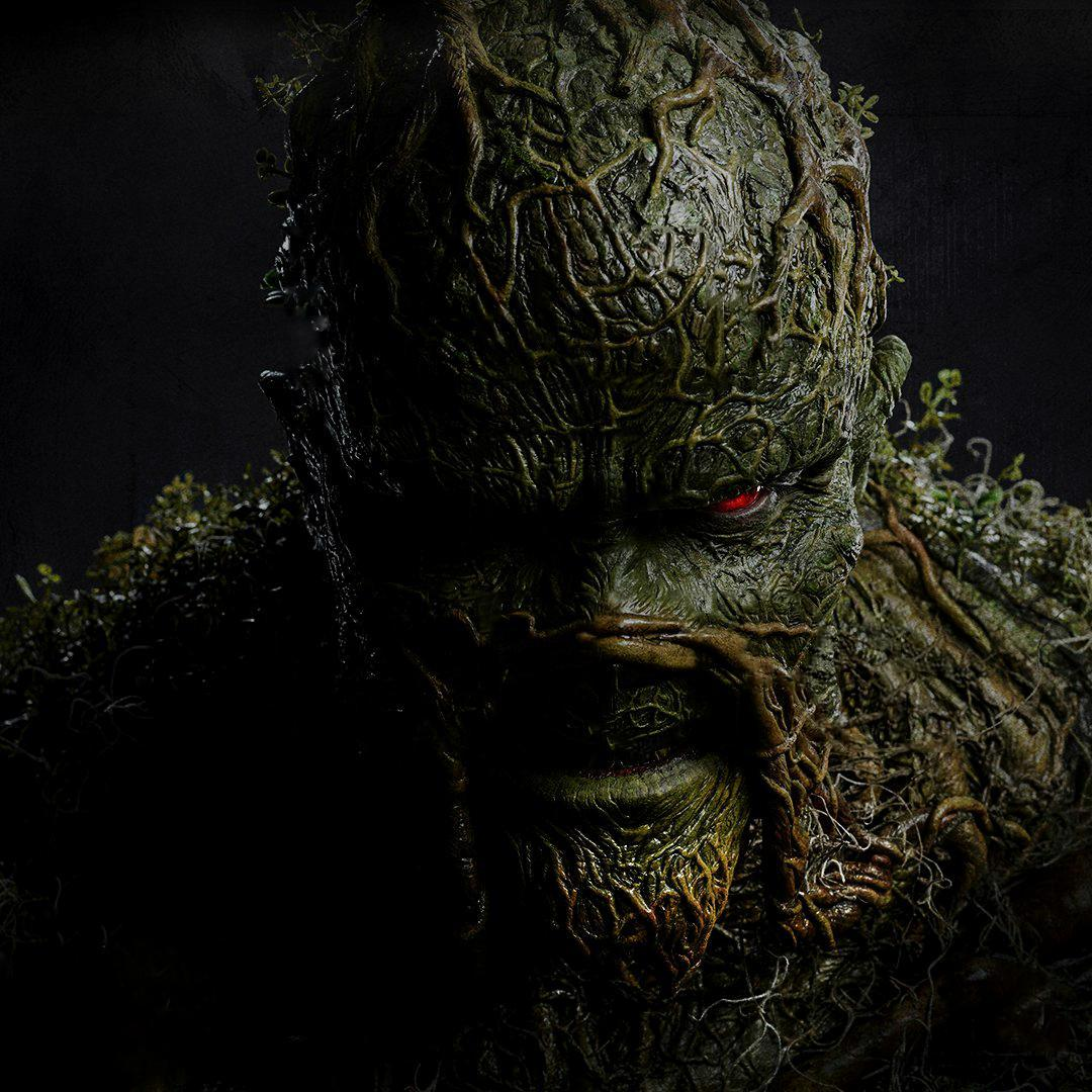 Swamp Thing 2019 3275687 Hd Wallpaper Backgrounds Download