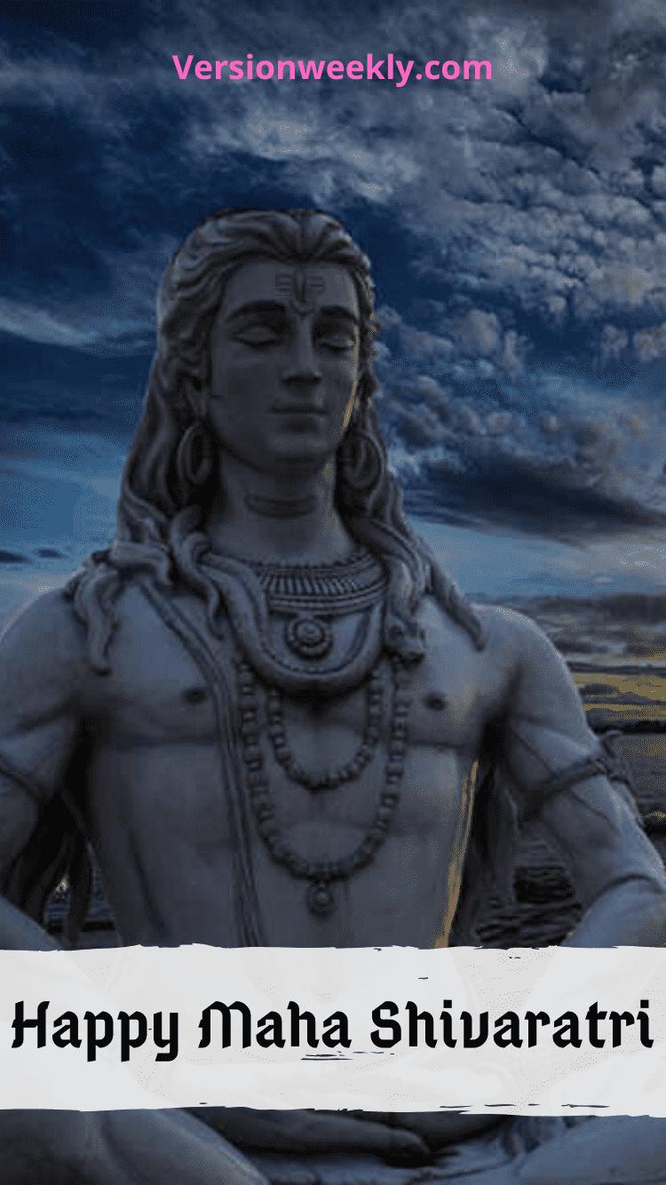 Maha Shivaratri 2020 Images For Whatsapp Status - Mahashivratri Status In English , HD Wallpaper & Backgrounds