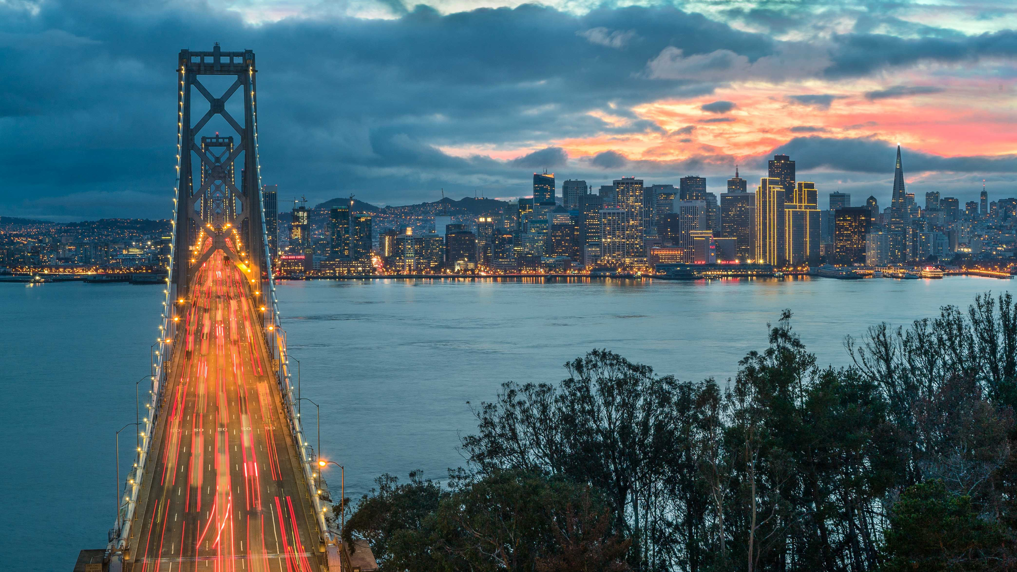 Bay Area , HD Wallpaper & Backgrounds