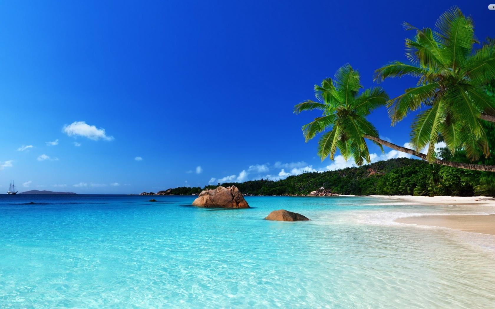 Free Beach Desktop Wallpaper (#3284648 ...