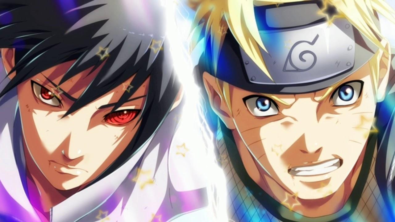 328 3288139 naruto hokage vs sasuke hokage