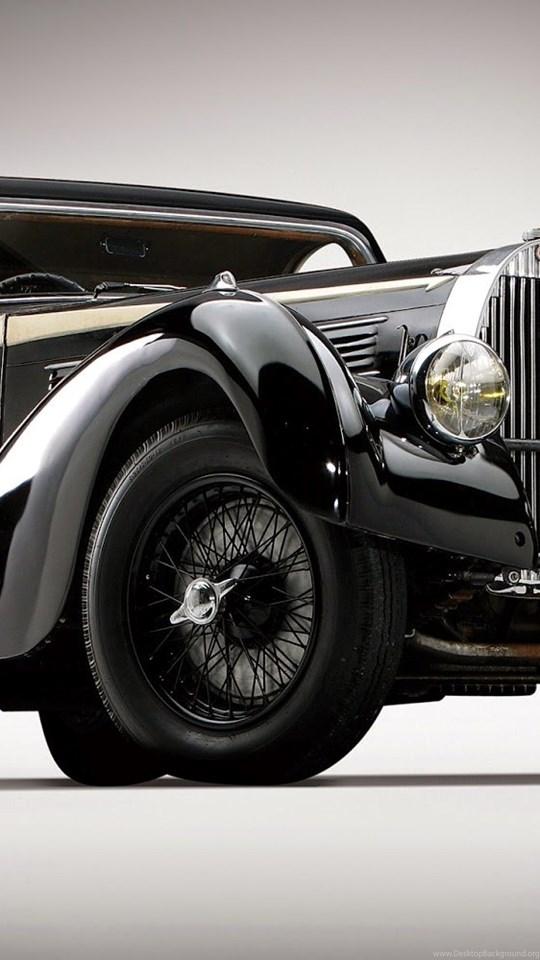 10 Gambar Wallpaper Hd Mobil Antik Keren - Bugatti Type 57 , HD Wallpaper & Backgrounds