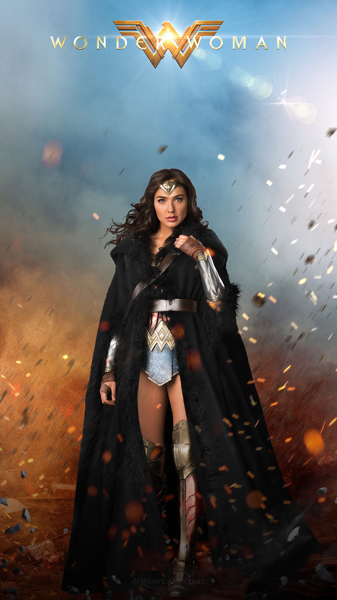 Wonder Woman Wallpapers 19 3000 X 2121 Justice League