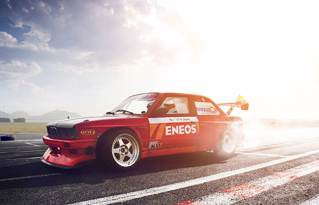 Wallpapers Bmw E30 Red Auto Cars Automobile Bmw M3 E30 Drift 332096 Hd Wallpaper Backgrounds Download