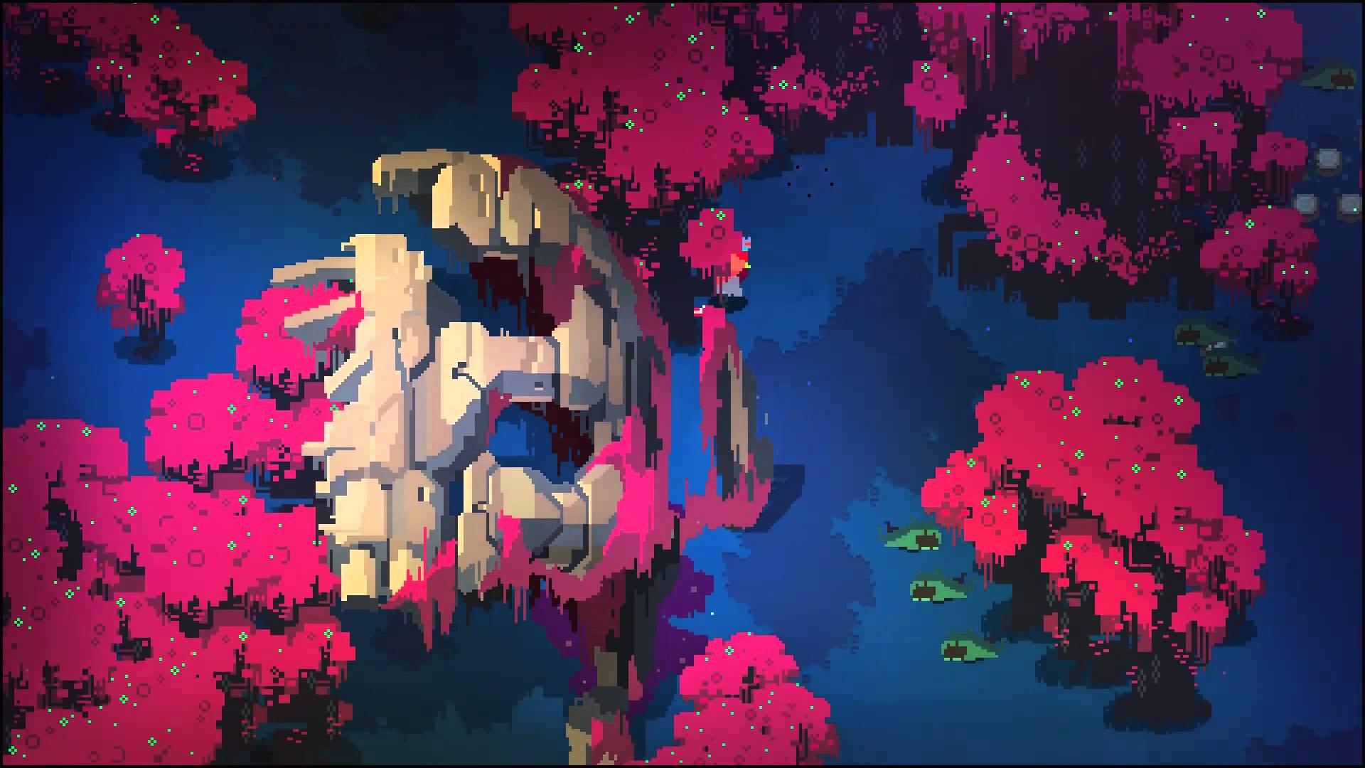 Hyper Light Drifter Hd Wallpapers Hyper Light Drifter Monolith