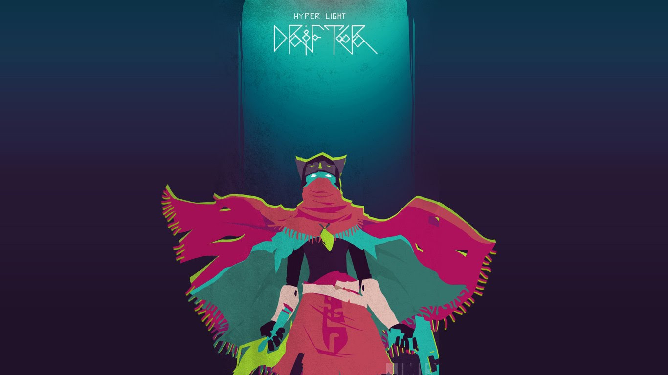 Hyper Light Drifter Hd Wallpaper Hd Hyper Light Drifter 332347