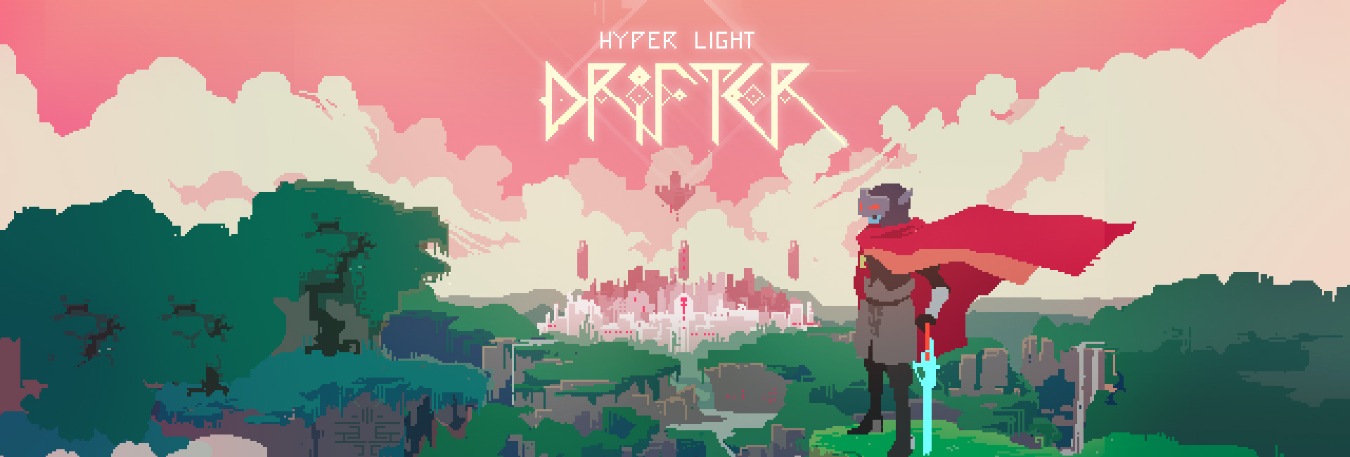 Hyper Light Drifter Indie Game Hyper Light Drifter
