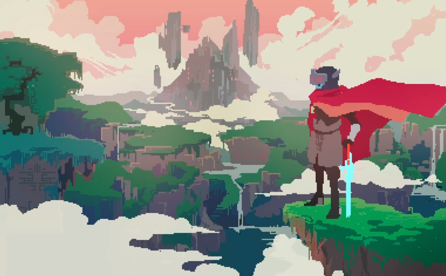 Preview Hyper Light Drifter Hyper Light Drifter Artwork 332538